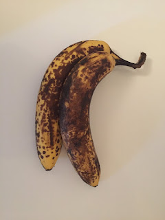 Very ripe bananas