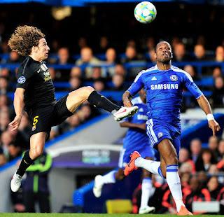 Video Chelsea vs Barcelona 1-0 Semi Final Liga Champion 2012