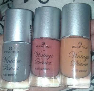 Essence vintage district get arty antique pink vintage peach