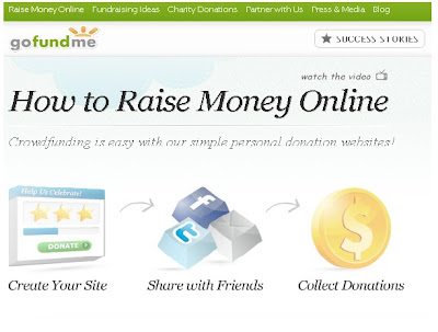 How to make money from donations