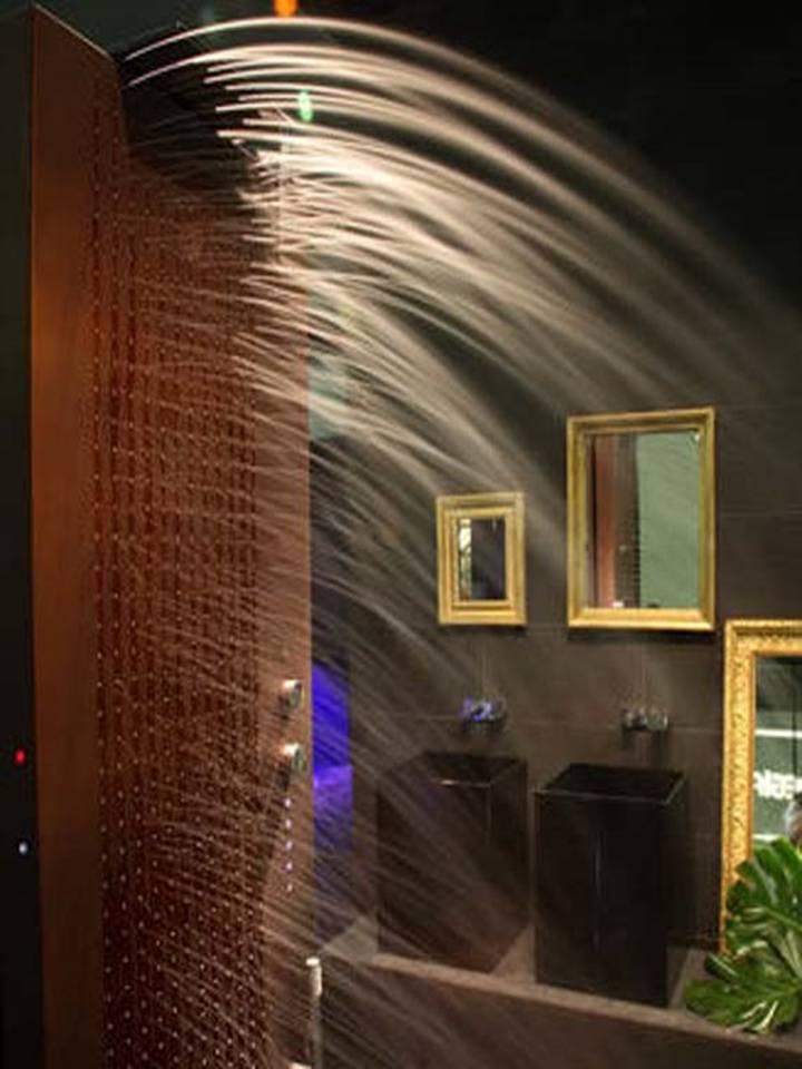 Bathroom shower panel bathroom shower panels design for Bathroom shower designs ideas