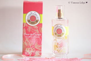 vanessa lekpa fleur de figuier parfum roger gallet fabrice kurkdjian parfum idéal pour l'été rose corail