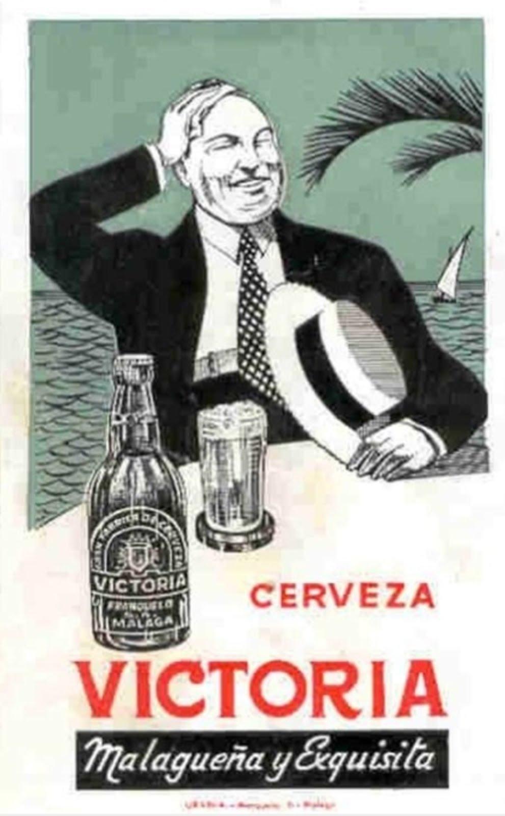 Cervezas Victoria Málaga