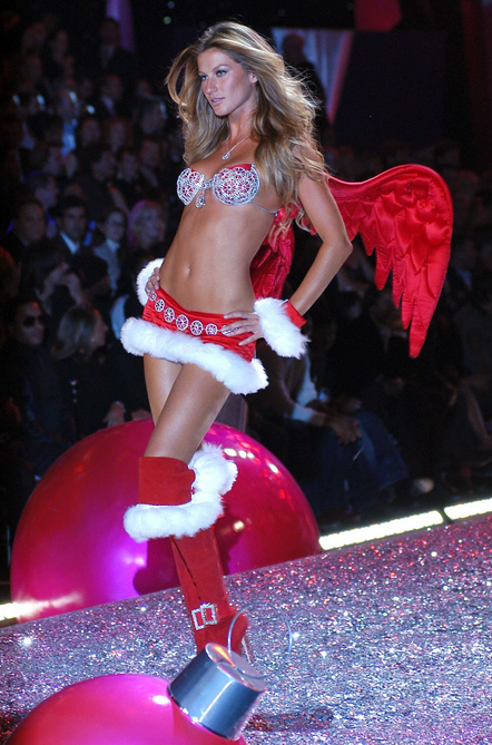 Amazing Gisele Bundchen Victoria's Secret
