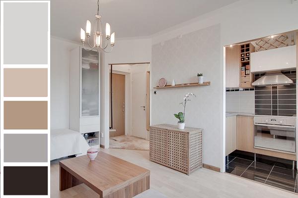 desain rumah mungil minimalis terindah desain denah