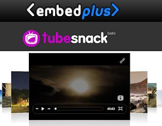 embedplus tubesnack youtube