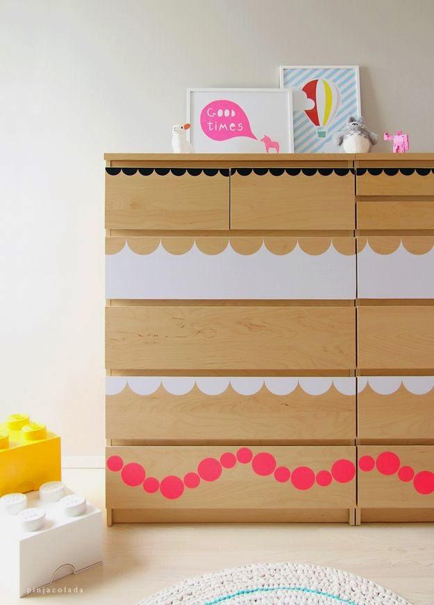 Ondeugende Spruit DIY Ikea Hack Malm