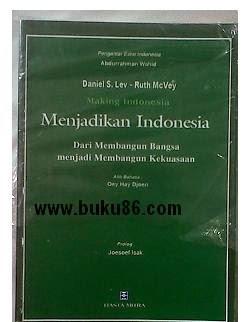 Buku Menjadikan Indonesia by Daniel