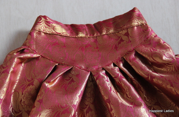 lehenga for little girls