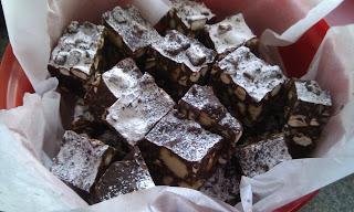 Nigella Lawson Rocky Road Cake Recipe