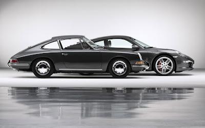 Porsche 911 sports car