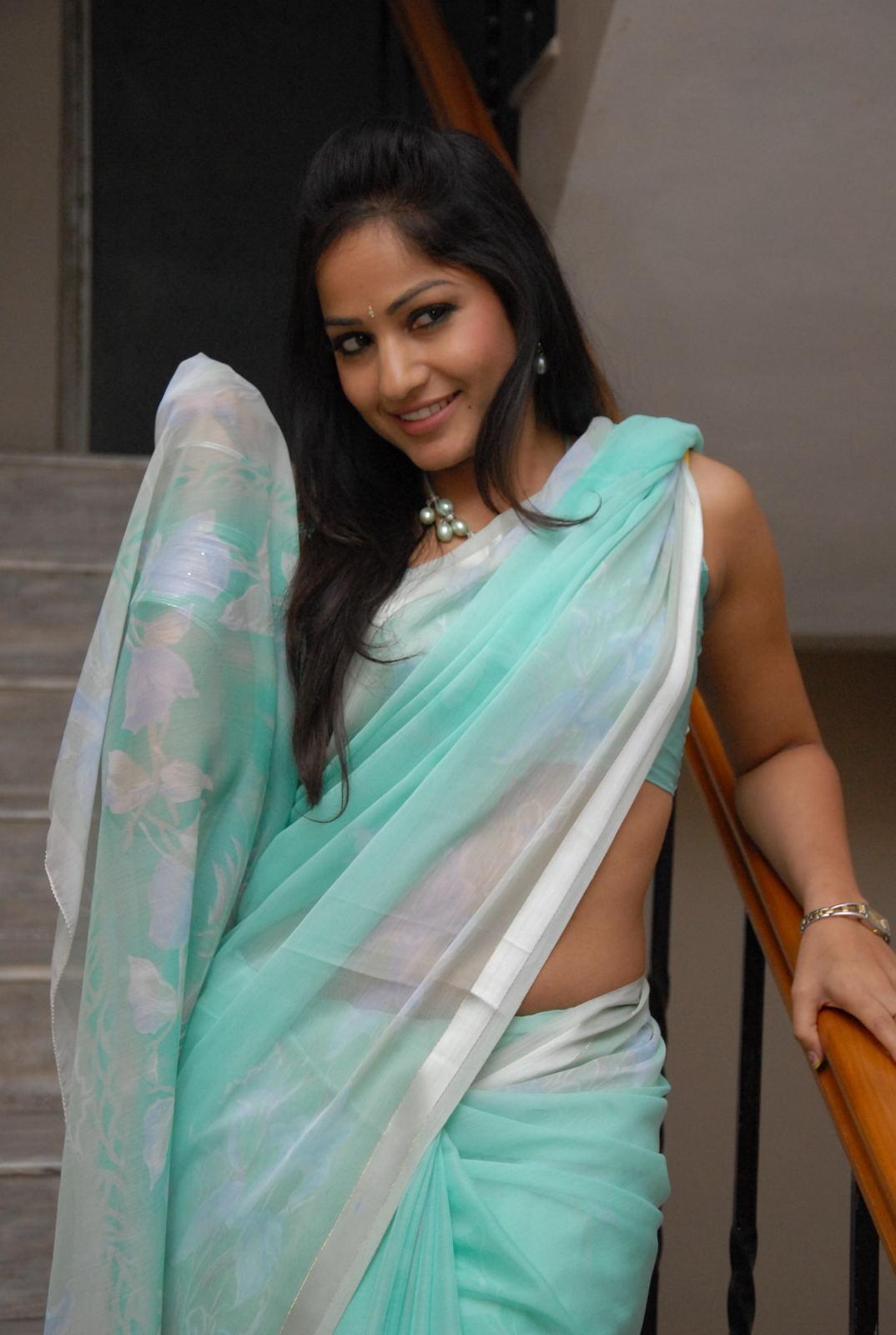 Madhavi latha latest photoshoot in saree