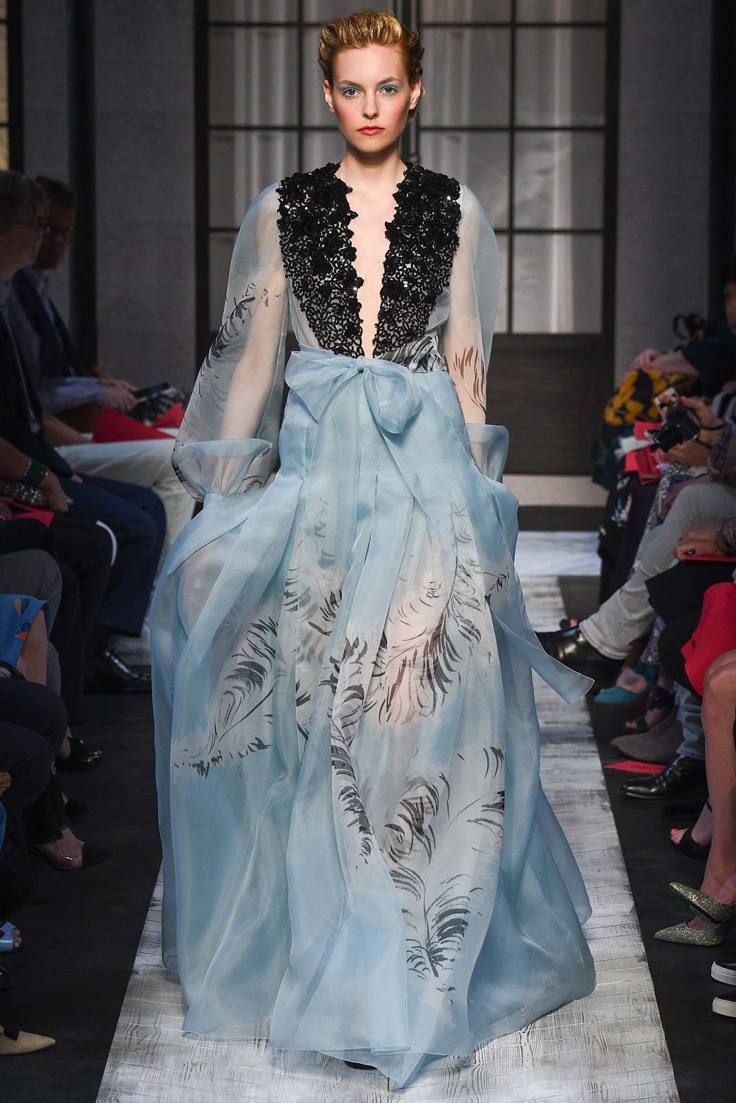 fashion runway schiaparelli fall 2015 haute couture