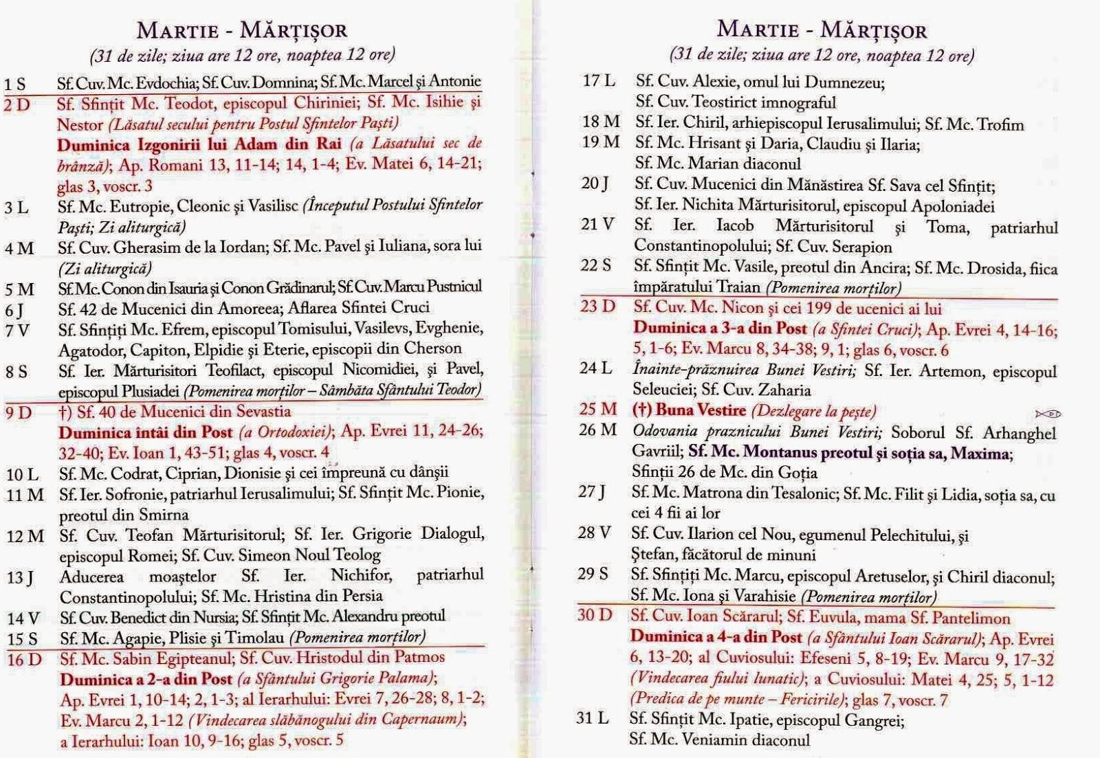 Blogul Bisericii Ortodoxe din Viile Dejului