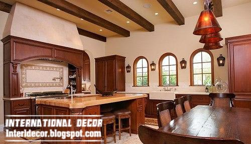 Rustic false ceiling design for classic kitchens  luxury kitchen ceilingsThis Is Top catalog of kitchen false ceiling designs ideas   part  . Ceiling Designs For Kitchens. Home Design Ideas