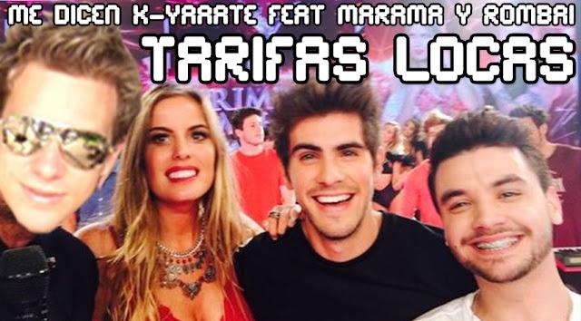 Marama Rombai Noche Loca Humor