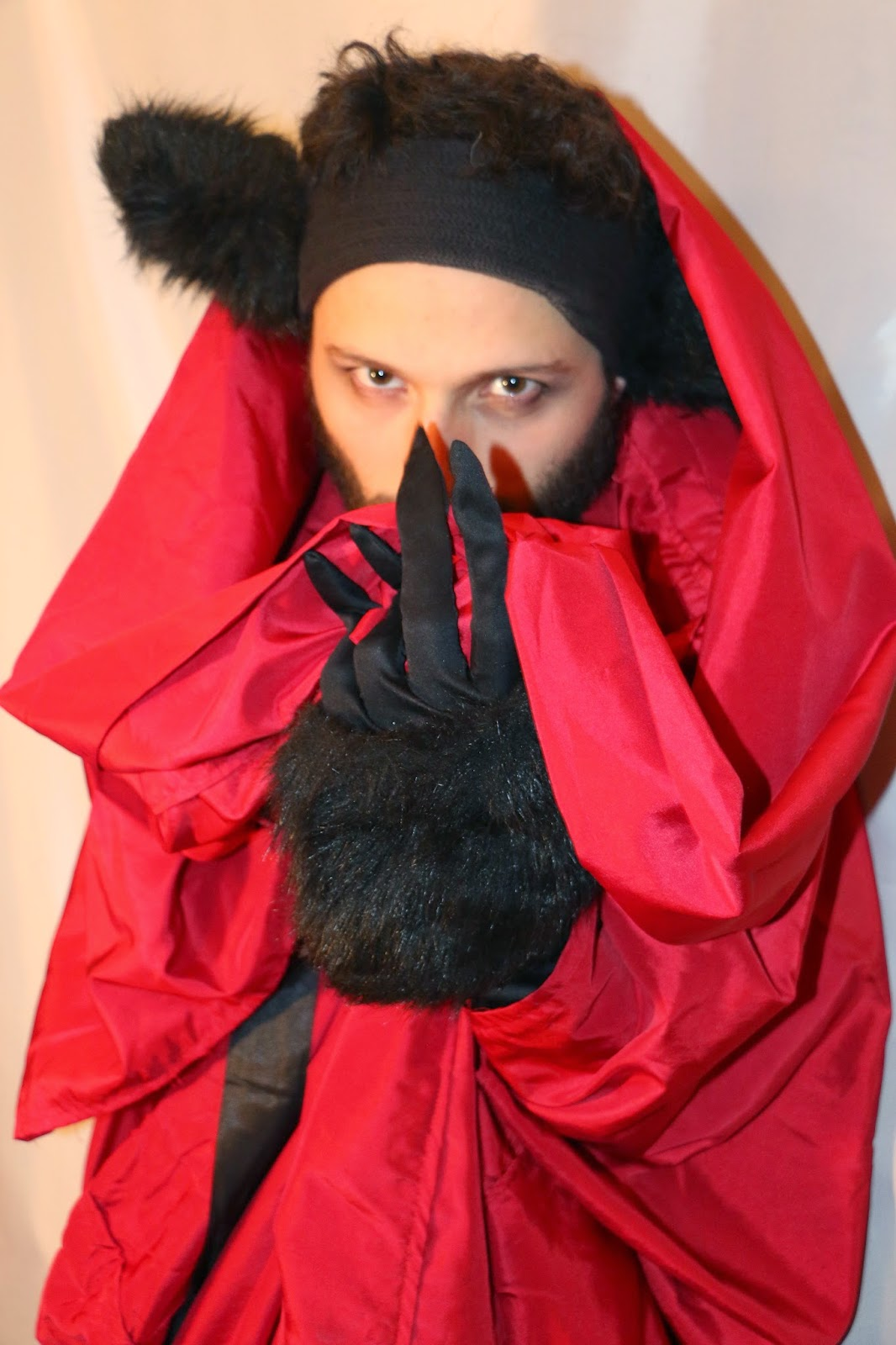 THE CHARMING BIG BAD WOLF-1G-RED RIDING HOOD 2015--GLEAMS THEATER--IRA SOKOLOVA- PHOTO: SHAHRZAD GHAFFARI WESTMOUNT, QUEBEC, CANADA
