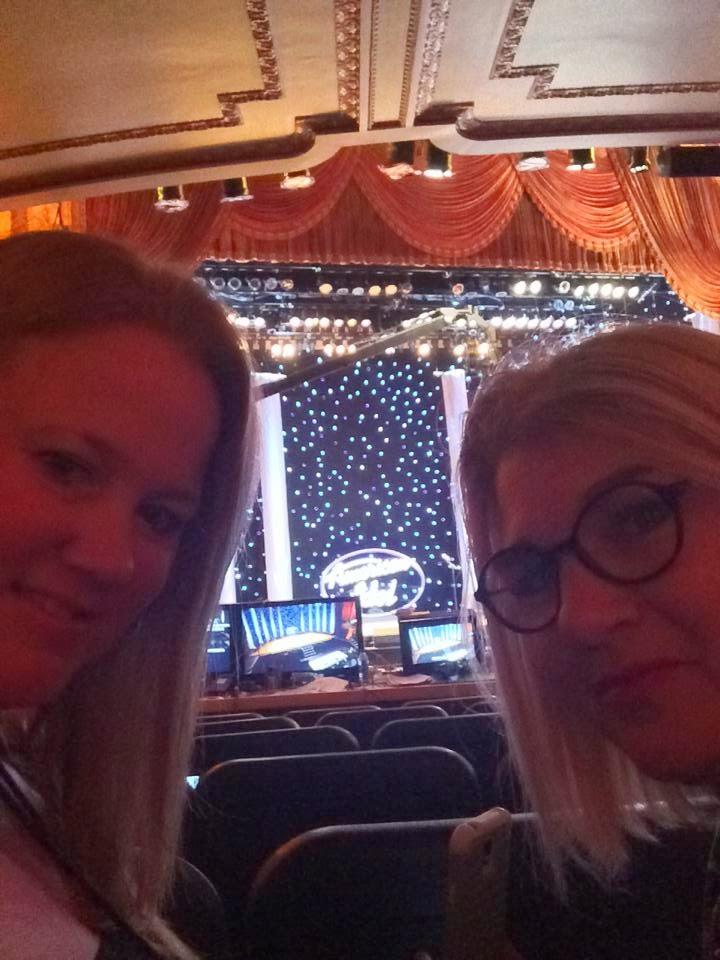 Meg Hodson and Elizabeth Traub Sneak Peek of American Idol