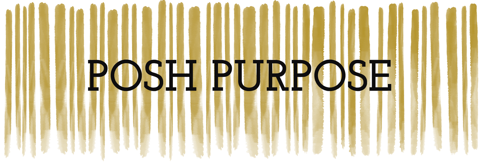 Posh Purpose