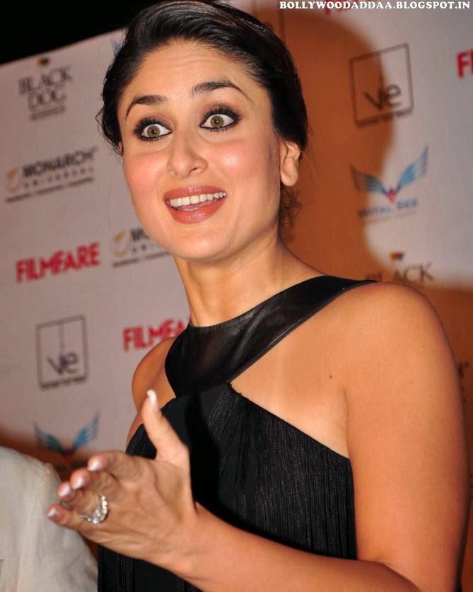 Kareena Kapoor looks doubtfully