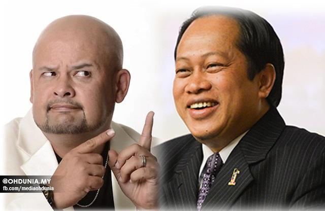 Komen pedas Harith Iskandar tentang isu #2Kerja untuk Ahmad Maslan