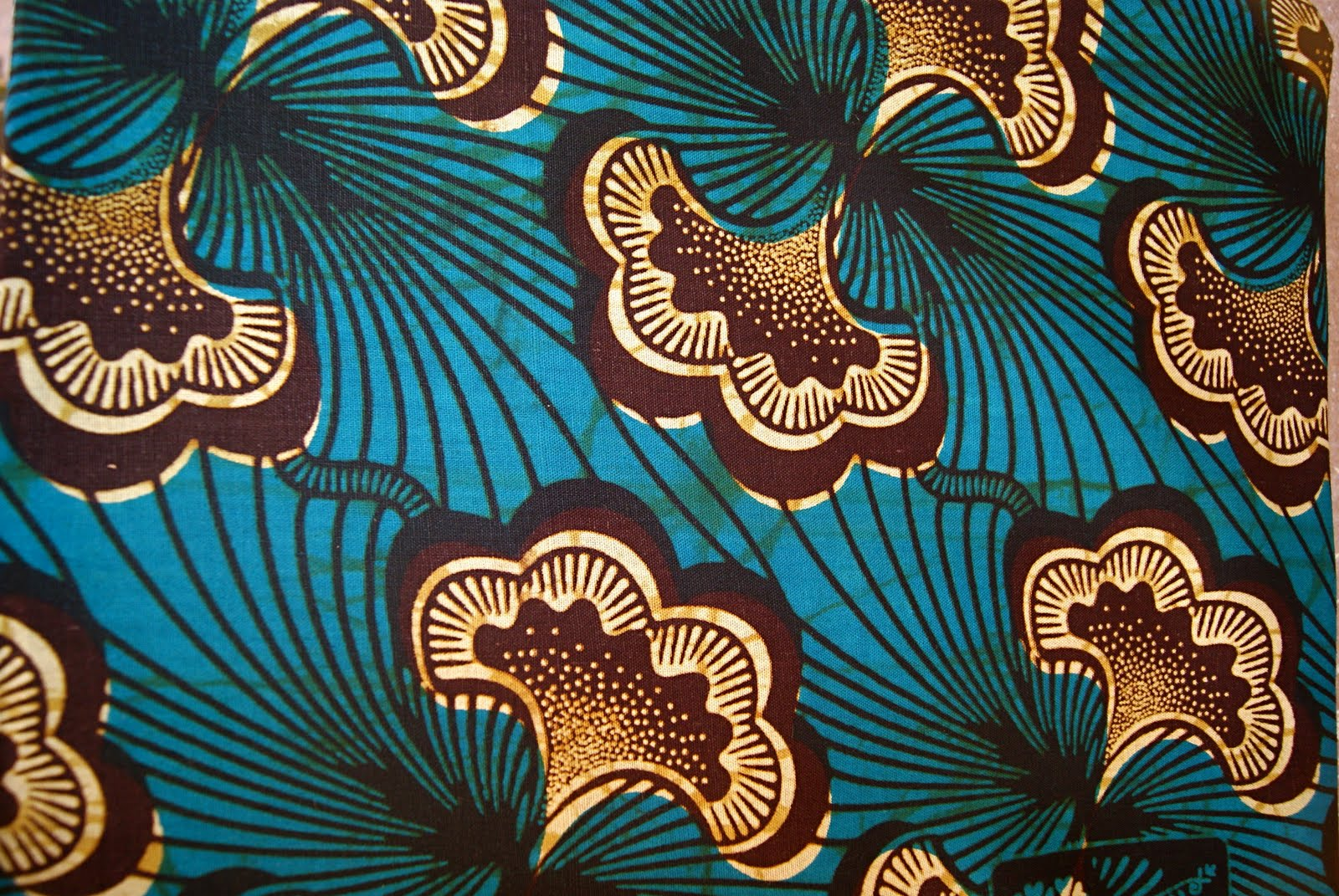 Ugandan Fabric