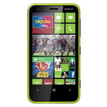 Nokia Lumia 620 Hijau Smartphone