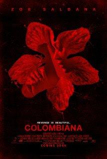 Kolombiyali İntikam Meleği izle