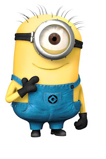 Gambar Animasi Minion Despicable Me 14