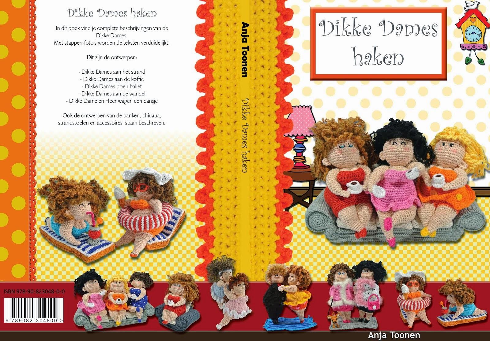 Mijn 7e boek: Dikke Dames haken