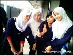 erfa,zakiah,me and farah