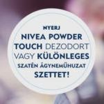 NIVEA Powder Touch
