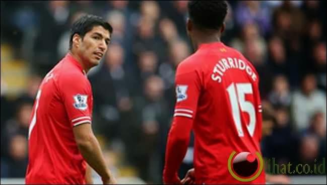Daniel Sturridge & Luis Suarez (=5)