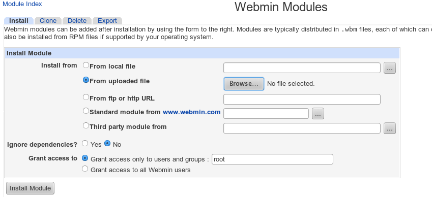 install openvpn webmin ubuntu