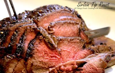 how to cook 2.2lb beef sirloin tip roast