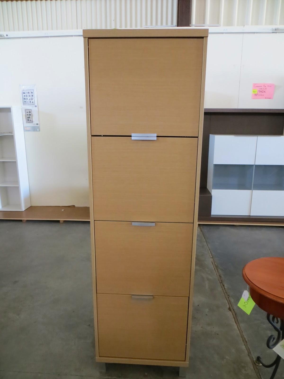 Muebles y art culos de decoraci n a precios chollo mueble - Muebles zapateros precios ...