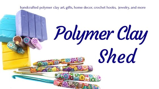 Polymer Clay Shed