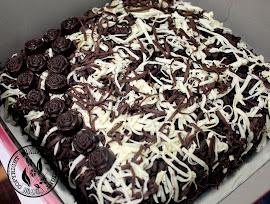Snow Choc Cake
