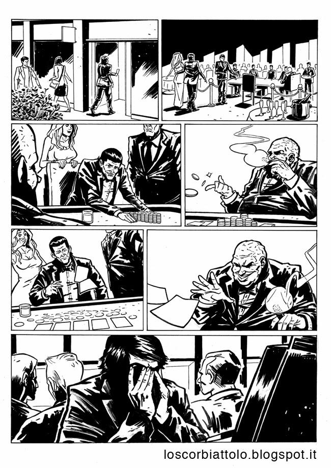 all in pazzi per il fumetto vincitore 2014 inchiostro mirko treccani pagina 3