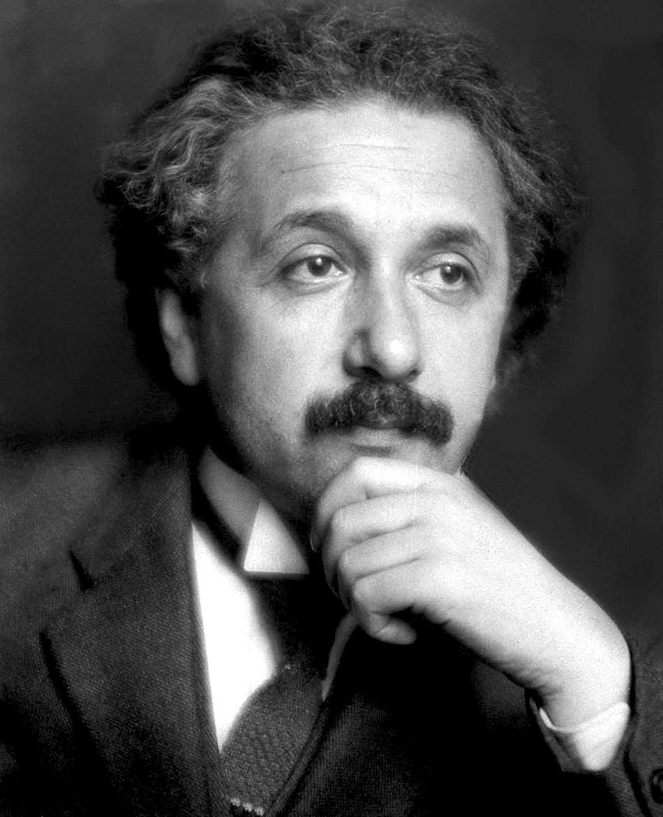 Albert Einstein - Wallpaper Actress