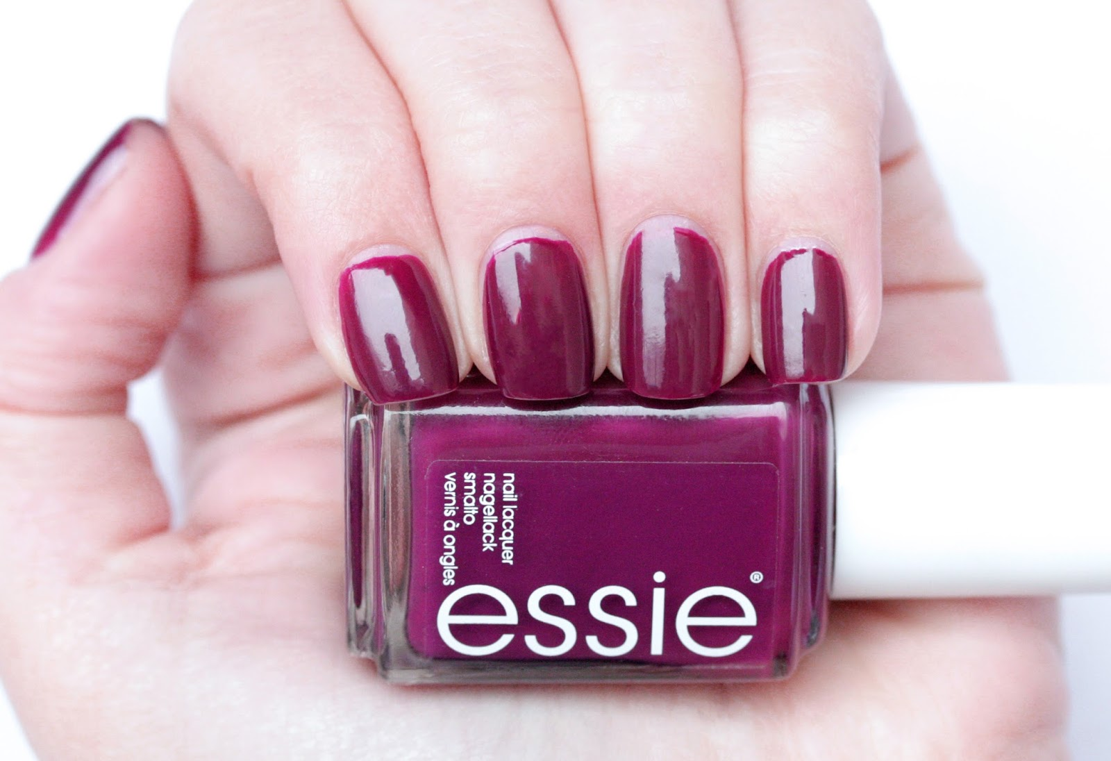 Essie Bahama Mama / Review and Swatches | RosyChicc