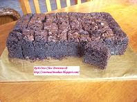 Rich Oreo Choc Brownies