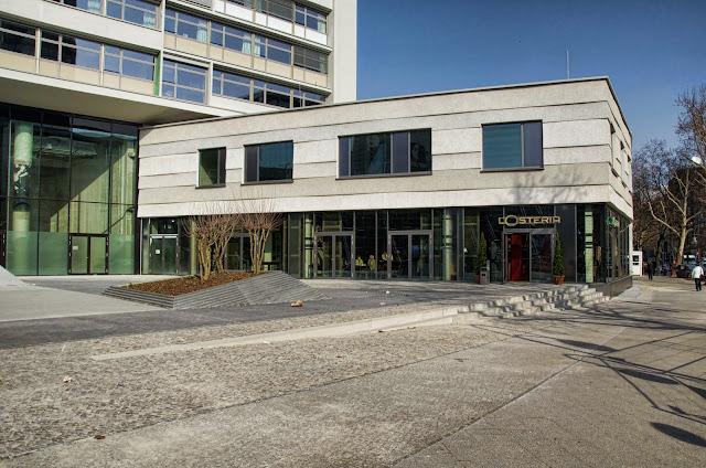 Baustelle Hotel Bikini, Budapester Straße, 10787 Berlin, 11.03.2014