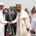 Photos: President Buhari attends the 11th summit of the Heads of State in Benin Republic