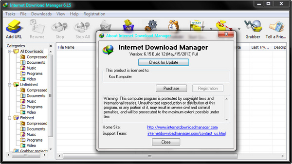 Idm latest version crack patch. IDM or Internet Download Manager 6.15 Buil