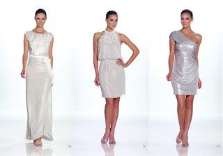 Vestidos Kathy Hilton verano 2012