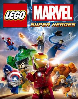 lego marvel super heroes box art LEGO Marvel Super Heroes (Multi Platform)   Box Art