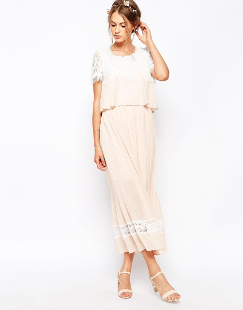 soma london cream dress,
