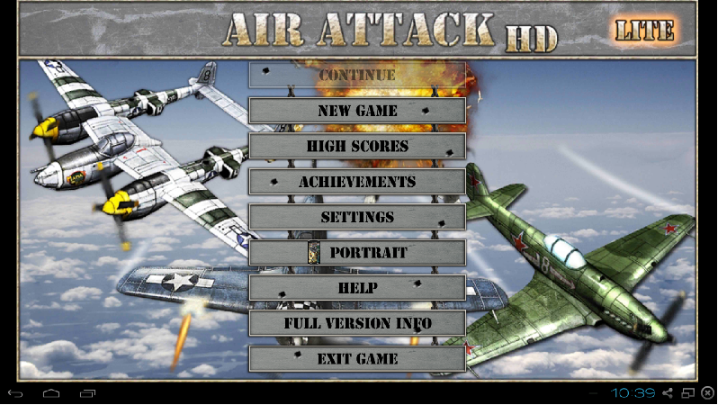 Game Pesawat Terbang Android HD Terbaru