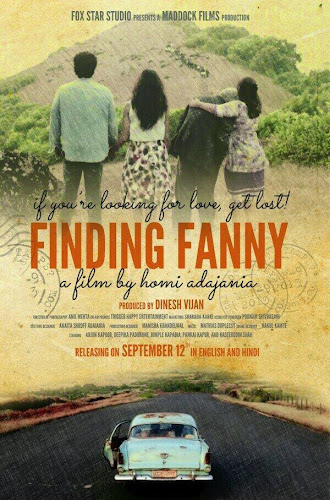 Finding Fanny (2014) Movie Poster No. 2